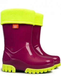 TWISTER LUX FLUO бордовый